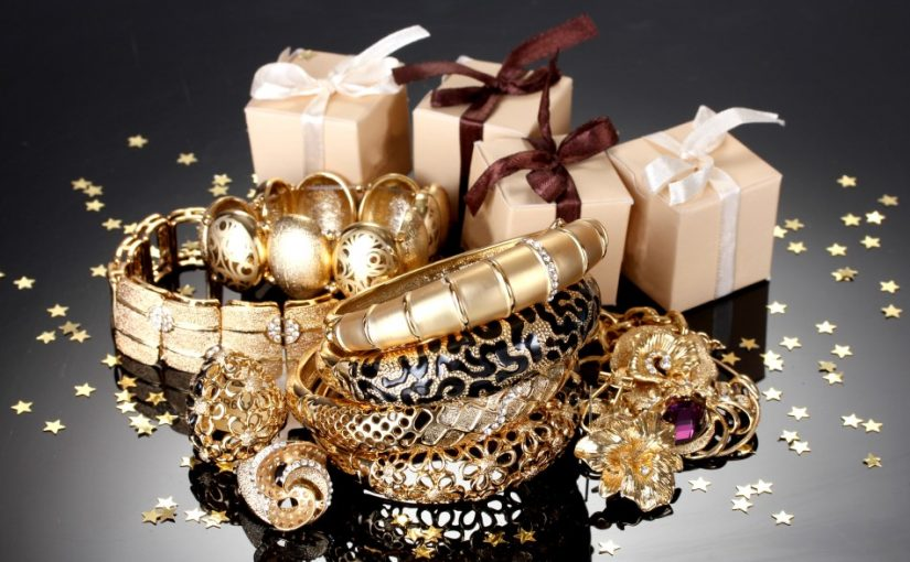 Giv smykker som studentergave